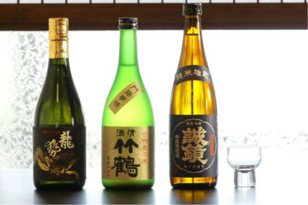竹原三蔵の日本酒と愉しむ、瀬戸内の海の幸1