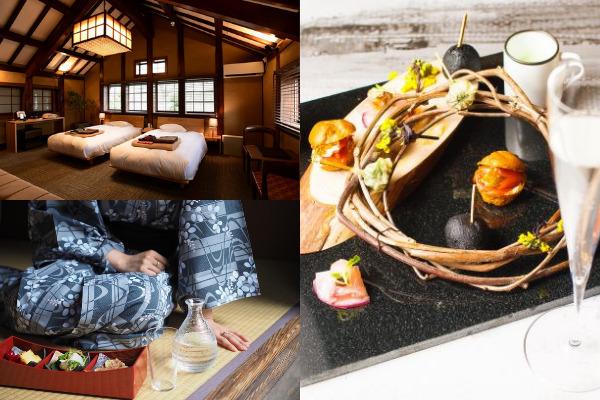 清酒発祥の地〝奈良〟で奈良豊澤酒造直送の限定酒と大和食材を味わう