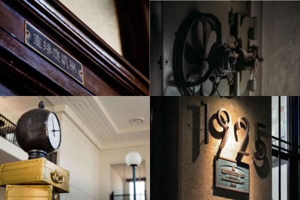 近代建築の粋を集めた復興のシンボル、国登録有形文化財の旧銀行2