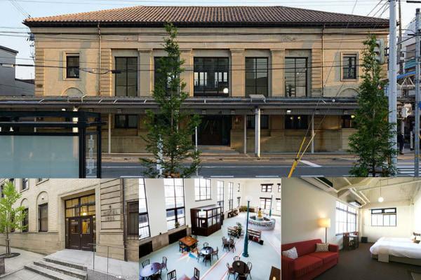 近代建築の粋を集めた復興のシンボル、国登録有形文化財の旧銀行3