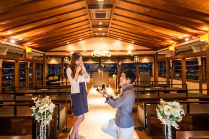 ふたりの人生を豊かにする、世界に一つのプロポーズで想いを届ける