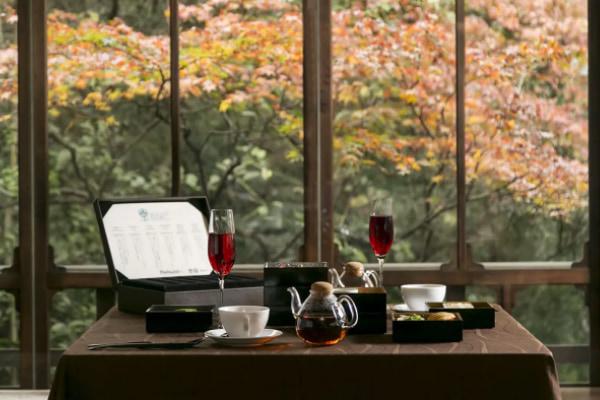 日本茶と京都名産品の最上のマリアージュで唯一無二の口福を追求2
