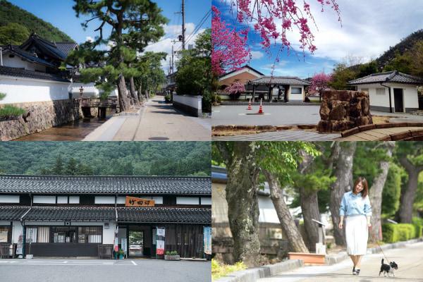 竹田城跡の麓で、歴史を紡ぐ創業400年の旧木村酒造場と町家に泊まる1