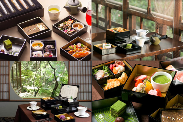 :日本茶と京都名産品の最上のマリアージュで唯一無二の口福を追求3