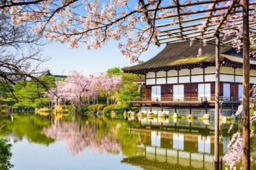 春の京都 町歩きで行ける桜名所・定番&穴場のお花見スポット18選
